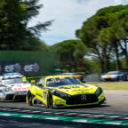 GT World Challenge Europe - Endurance Cup, Round 1 - Imola 2020 - Foto: Gruppe C Photography; #100 Mercedes-AMG GT3, GetSpeed Performance: Fabian Schiller, Maxi Buhk, Alessio Lorandi