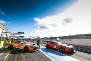HRT Haupt Racing Team GTWC Paul Ricard 2020