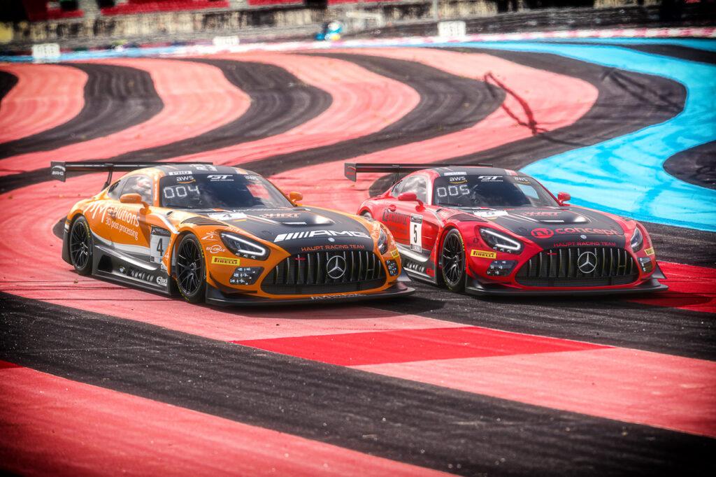 HRT Haupt Racing Team GT World Challenge Paul Ricard 2020