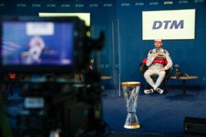 Hockenheim, Germany: DTM Hockenheimring, 2020 Rene Rast (GER, Audi Sport Team Rosberg, Audi RS5 DTM)