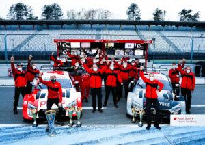 DTM 2020, Finale Hockenheim René Rast, Audi Sport Team Rosberg