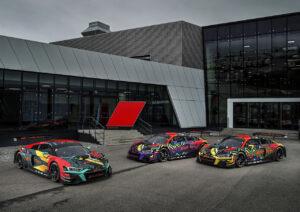 IGTC Kyalami 2020 Audi R8 LMS GT3 Kyalami