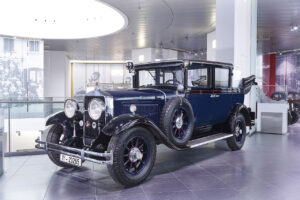 Audi museum mobile celebrates its 20th birthday Horch 305 Landaulet