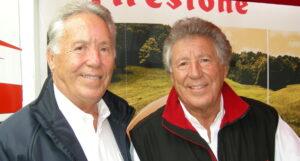 Aldo und Mario Andretti