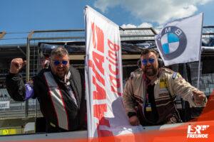 AVIA racing Daniel und Benjamin Sorg N24h 2019