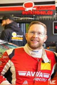 AVIA racing Stephan Epp
