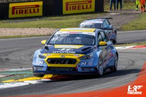 ADAC TCR Germany Nürburgring 2020 Team Engstler Antti Buri