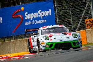 9 Hours of Kyalami Porsche 911 GT3 R, GPX Racing (#12), Matt Campbell (AUS), Mathieu Jaminet (F), Patrick Pilet (F)