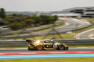 9 Hours of Kyalami 2020 Porsche 911 GT3 R, Dinamic Motorsport (#54), Earl Bamber (NZ), Laurens Vanthoor (B), Kevin Estre (F)