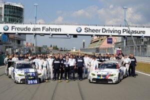 13.05.2010 - 16.05.2010 Nürburgring (DE), Jörg Müller (DE), Augusto Farfus (BR), Uwe Alzen (DE), Pedro Lamy (PT), No 25, Team BMW Motorsport, BMW M3 GT2, Winner 2010 ADAC 24h Nürburgring.