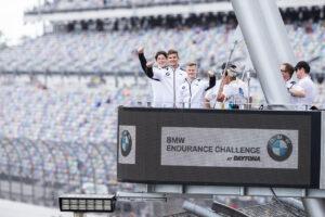 Daytona 24 Hours, Daytona International Speedway, BMW Team RLL, BMW Junior Team, Max Hesse (GER), Neil Verhagen (USA), Dan Harper (GBR), IMSA Michelin Pilot Challenge.