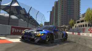 BMW SIM Live, event, show, BMW M4 GT3, iRacing, simulation.