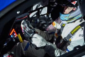 SIM Live, event, show, BMW M4 GT3, Fanatec, steering wheel, Philipp Eng.