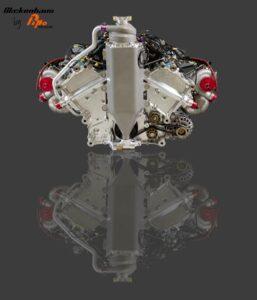 SCG 007C Engine LMH Pipo Moteurs