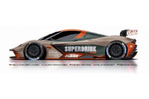 Superdrink Racing KTM X-BOW GTX NLS 2021