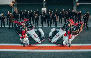 Motorsport, Porsche 99X Electric 2020 Test