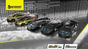 T3 Motorsport ADAC GT Masters ADAC GT4 Germany 2021