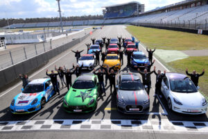 AUTO BILD Sportscars Selbstfahr-Event auf dem Hockenheimring 2020