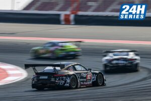 Herberth Motorsport Porsche 911 GT3 R 24h Dubai 2021
