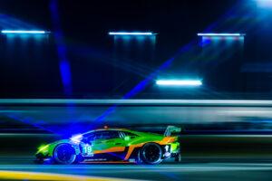 IMSA 2021 24h Daytona GRT Grasser Racing Team, Lamborghini Hurácan GT3 EVO #19