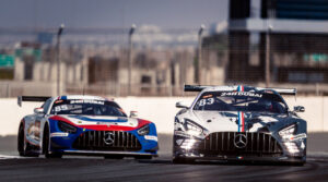 Team Racetivity Mercedes-AMG GT3 24h Dubai 2021