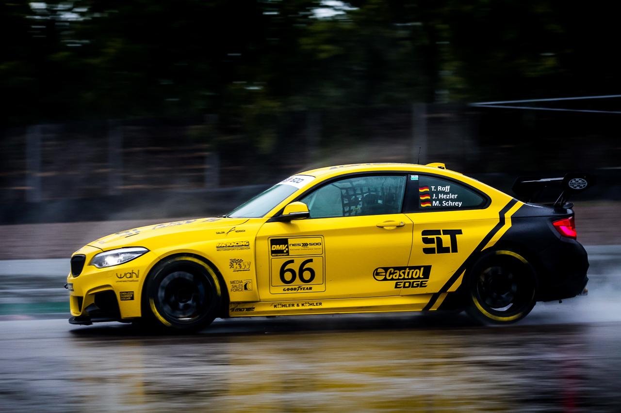 East Racing NES 500 BMW M240i