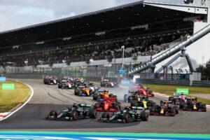 Formel 1 Nürburgring 2020 FIA Pool