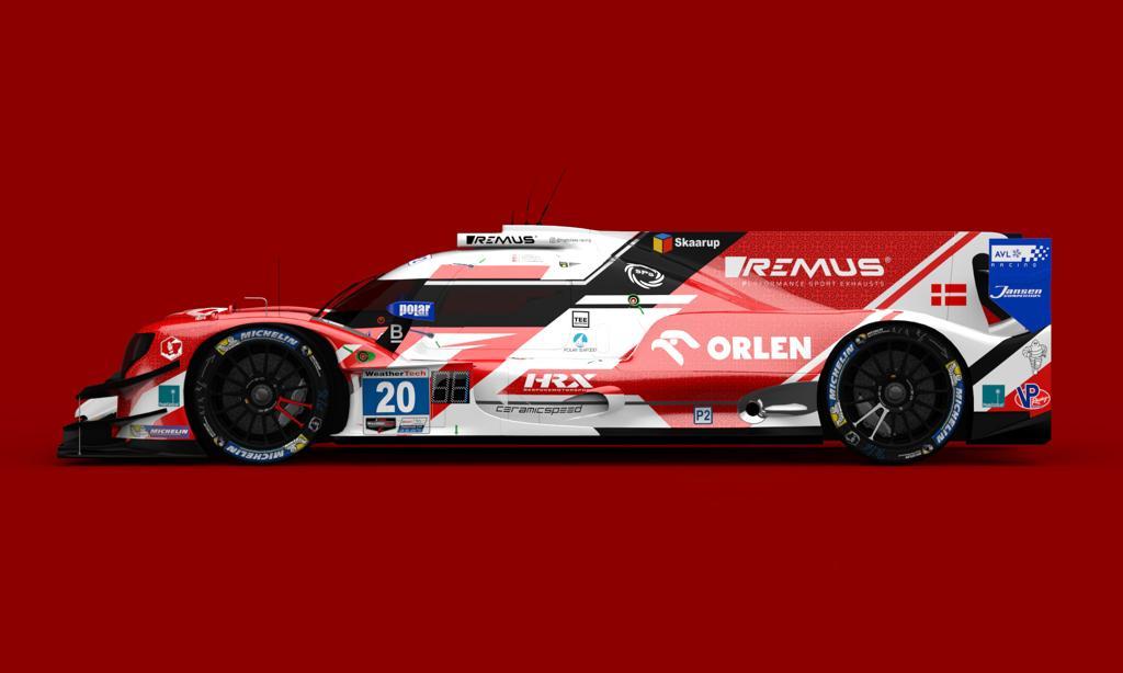 High Class Racing 24h Daytona 2021