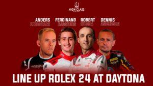 High Class Racing Fahrer 24h Daytona 2021