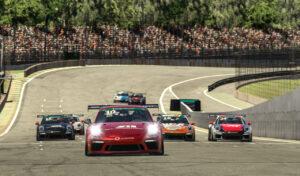 Porsche 911 GT3 Cup, Kevin Ellis Jr. (UK), #30, Porsche TAG Heuer Esports Supercup, 2021