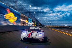 IMSA 2021 24h Daytona Porsche 911 RSR, WeatherTech Racing #79, Cooper MacNeil (USA), Gianmaria Bruni (I), Richard Lietz (A), Kevin Estre (F) - (c) WeatherTech Racing