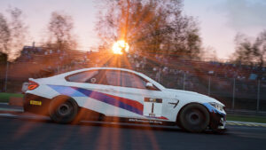 BMW SIM Live, event, show, BMW M4 GT4, Assetto Corsa Competizione.