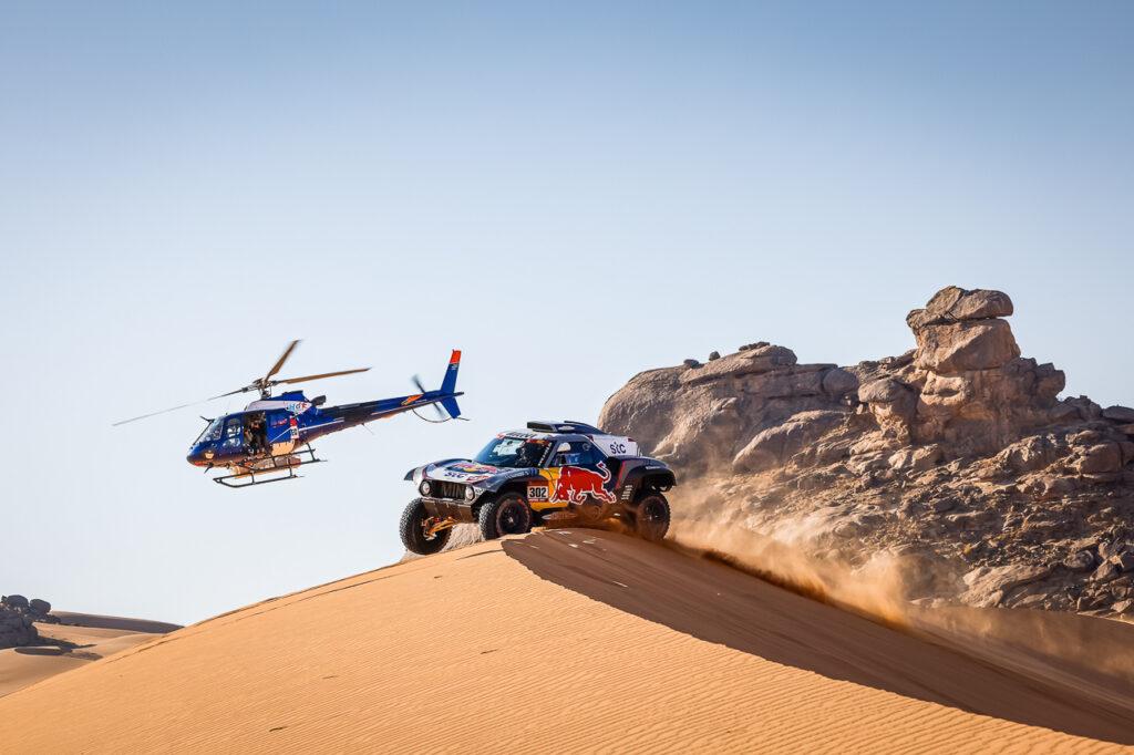 Dakar Rally, MINI Motorsport, X-raid, Saudi Arabia, MINI John Cooper Works Buggy, Stéphane Peterhansel.