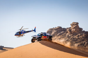 Dakar Rally, MINI Motorsport, X-raid, Saudi Arabia, MINI John Cooper Works Buggy, Stéphane Peterhansel.