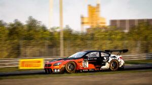 BMW Motorsport SIM Racing Teams, sim racing, esports, BMW Team G2 Esports, BMW M6 GT3.