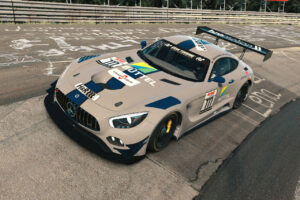 Bremotion Mercedes AMG GT3 DNLS 2021 iRacing