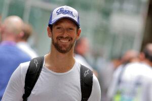 Romain Grosjean (FRA) Haas F1 Team. 16.11.2019. Formula 1 World Championship, Rd 20, Brazilian Grand Prix, Sao Paulo, Brazil, Qualifying Day.