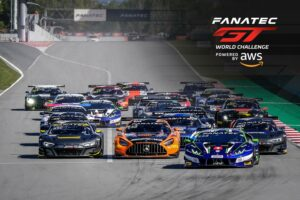 Fanatec GT World Challenge Powered by AWS