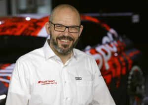 Chris Reinke Audi Sport Customer Racing