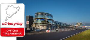 Nürburgring Start-Ziel Gerade Sponsoring Goodyear