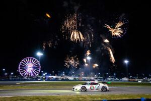Acura NSX GT3 Evo Team Magnus with Archangel IMSA 24h Daytona 2021