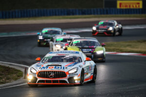 ADAC GT4 Germany - 11 + 12. Lauf Oschersleben 2020 - Foto: Gruppe C Photography; #13 Mercedes-AMG GT4, Team Zakspeed: Jan Marschalkowski, Hendrik Still