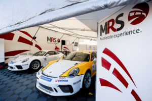 MRS Molitor Racing Systems Porsche Carrera Cup 992 2021