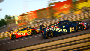 21.02.2021,†VCO Cup of Nations Pro, Team Australia ñ Matt Campbell, Nick Foster, Bart Horsten, Finals, Race 1,†iRacing