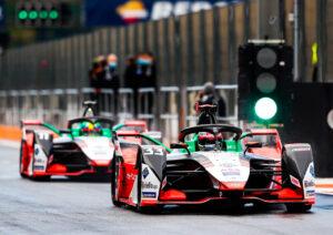 Formula E, Valencia Test 2020 Audi e-tron FE07 #33, René Rast