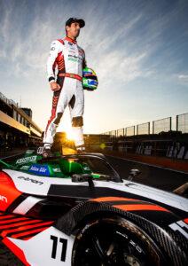 Formula E, Valencia Test 2020 Lucas di Grassi