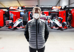 Formula E, Diriyah E-Prix 2021 Allan McNish