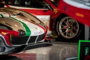 ALMS 2021 Abu Dhabi Ferraris