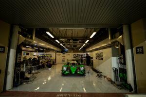 ALMS Abu Dhabi 2021 Phoenix Racing LMP2