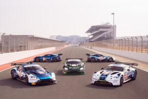 Aston_Martin_Vantage_GT3 2021 Asian Le Mans Series Round 1, Dubai 7th - 13th February 2021
